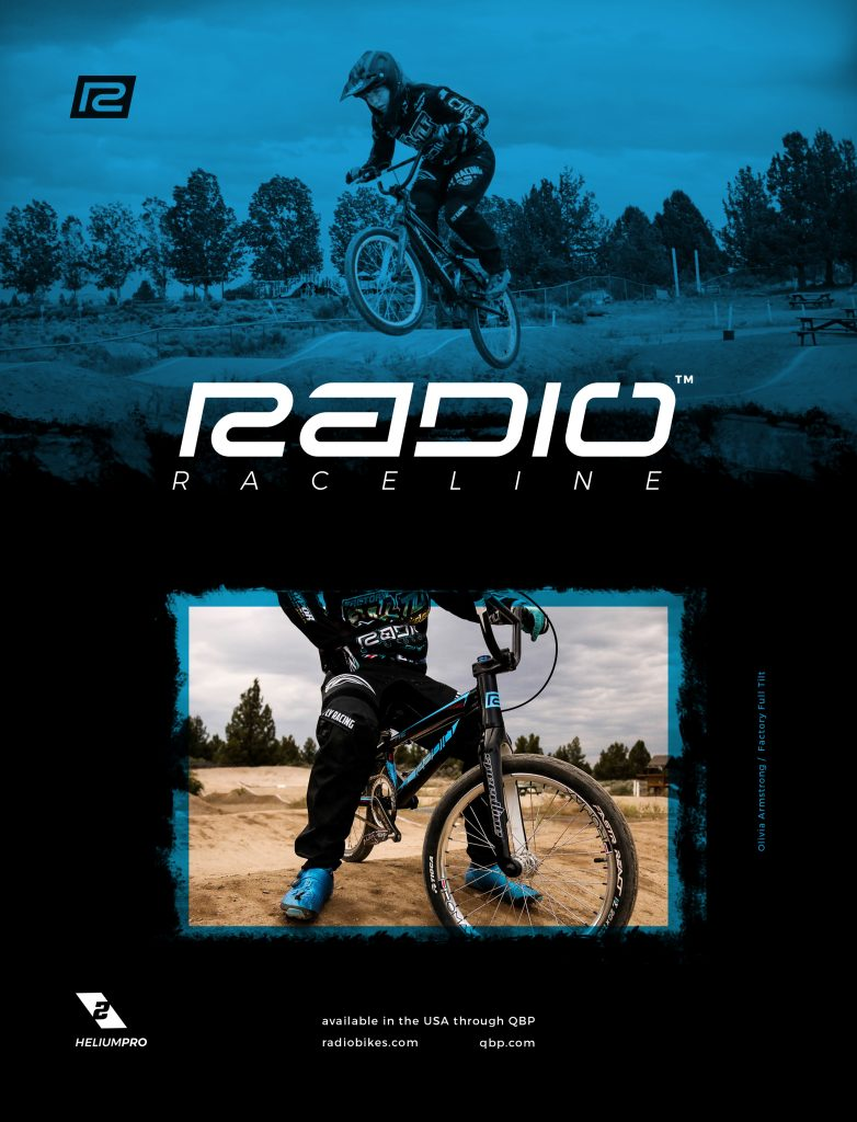 Helium Advert In PULL Magazine – Radio Bikes c3893c548